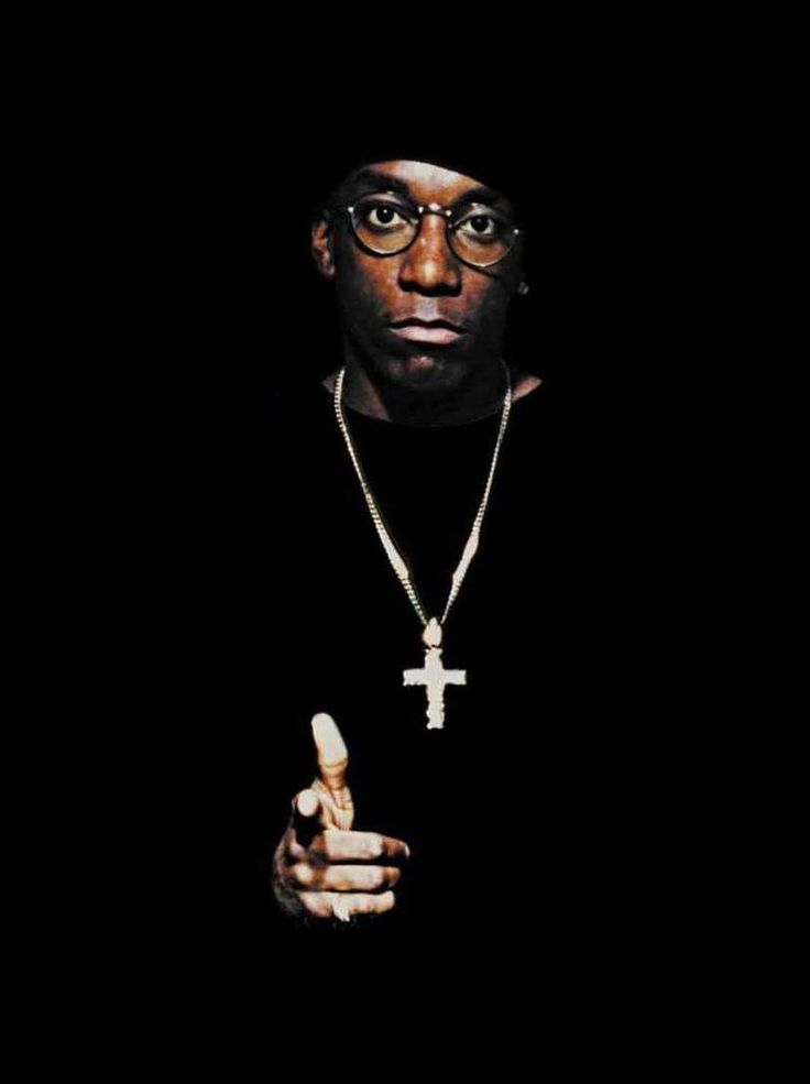 Big L (born Lamont Coleman), American rapper. He significantly contributed to the underground hip hop scene, and is often credited in helping to create the horrorcore genre of hip hop music due to his song Devil's Son. His first professional appearance came on Lord Finesse's Yes You May (Remix). His singles include Ebonics, M.V.P., Pull It On, & Flamboyant. About.com called him the 23rd best MC of all time. He was killed after being shot 9x in the face & chest in a drive-by shooting.  R.I.P.
