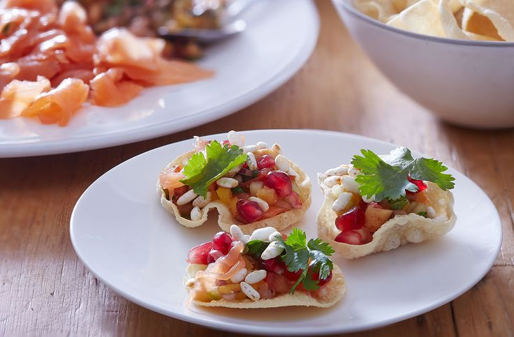 108 best party food tesco images on pinterest canapes for Canape fillings indian