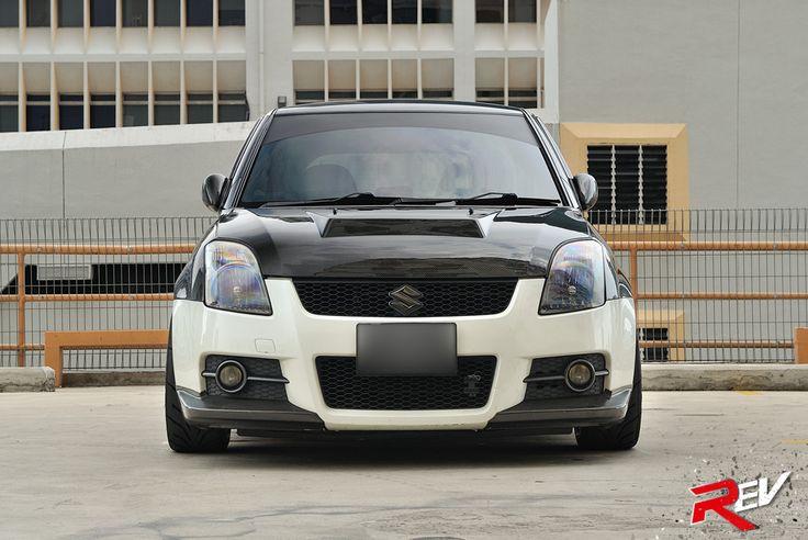Nerves of Carbon: Suzuki Swift Sport