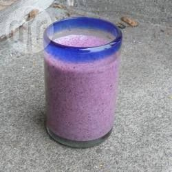 Blackcurrant and Buttermilk Smoothie @ allrecipes.co.uk