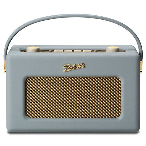 Buy ROBERTS Revival RD60 DAB Digital Radio Online at johnlewis.com
