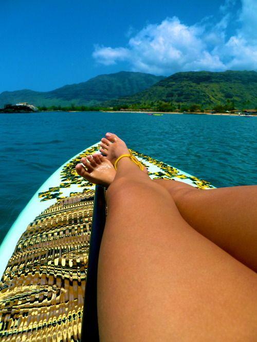 #summer #beach #surf #float