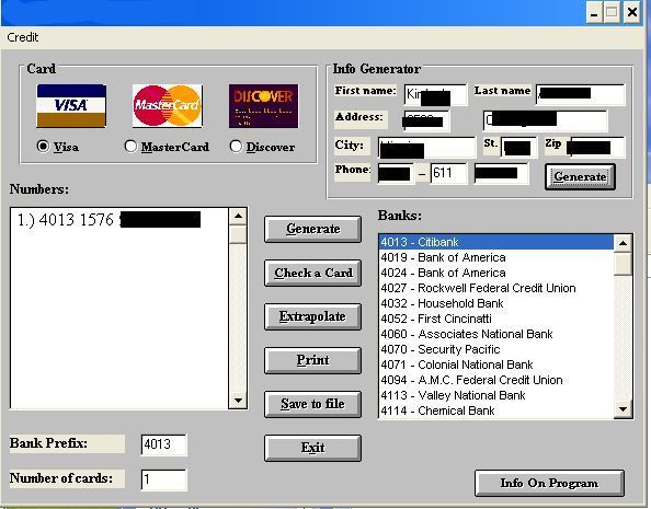 Real Card Generator In 2020 Virtual Credit Card Credit Card Online Credit Card