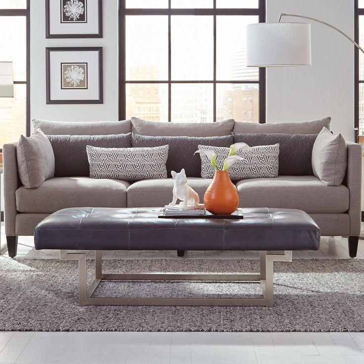 Windsor Transitional Estate Sofa By Jonathan Louis