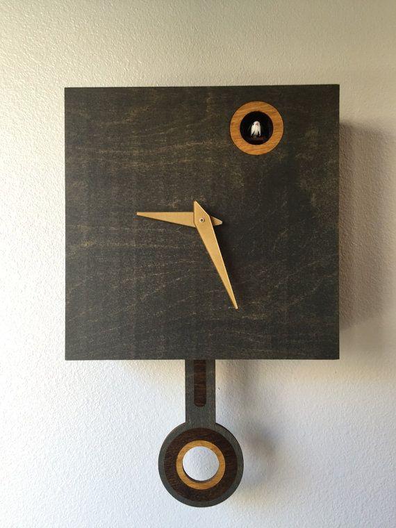 les 25 meilleures id es de la cat gorie pendule coucou sur pinterest horloge de coucou. Black Bedroom Furniture Sets. Home Design Ideas