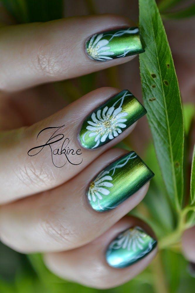 Mejores 2234 imágenes de Nail art en Pinterest | Uñas bonitas ...