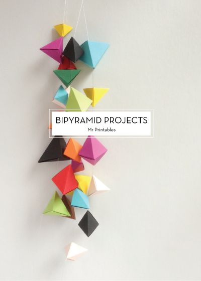 12 JANUARY DIYS – Bipyramid Projects