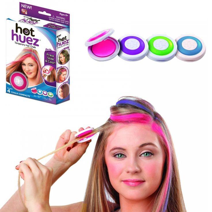 Мелки для волос Hot Huez Цена: 190 руб. ♥ Удачного шопинга!