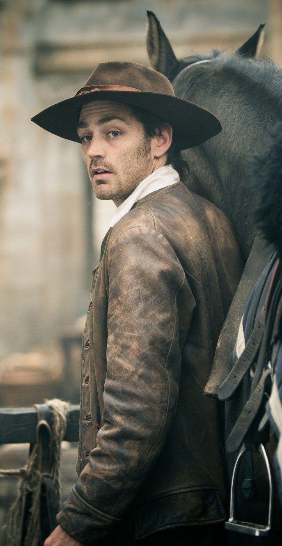 Matthew McNulty as Jem Merlyn in the new release of Jamaica Inn