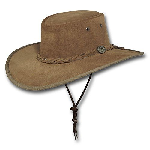 Barmah Hats Wide Brim Suede Leather Hat - 1093BL   1093HI   1093LM   1093RB (Large, Hickory) Men's Fashion -- Learn more by visiting the image link.