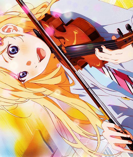 Shigatsu wa Kimi no Uso, saddest manga of the year