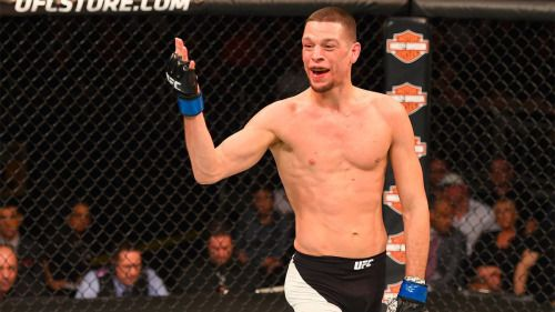 Nate Diaz reveals his game plan for fighting Conor McGregor at...: Nate Diaz reveals his game plan for fighting Conor McGregor at UFC 196…
