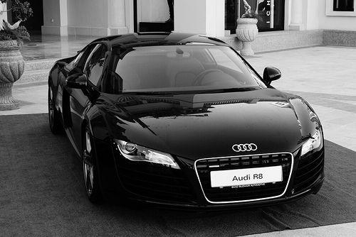 Audi R8 Black - Best Car