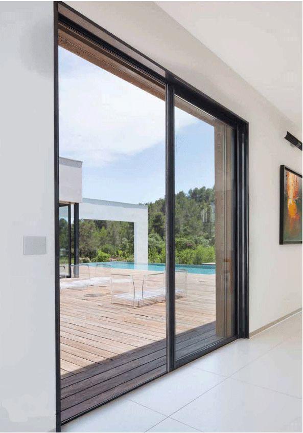 1000 ideas about porte fenetre coulissante on pinterest - Porte de placard vitree ...