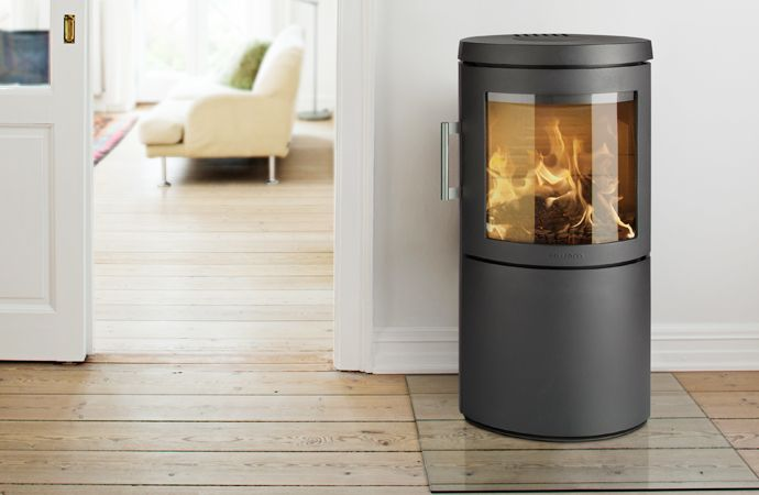 HWAM 3120c. #hwam #brændeovne #woodstoves #interiorinspiration #scandinavian #simple
