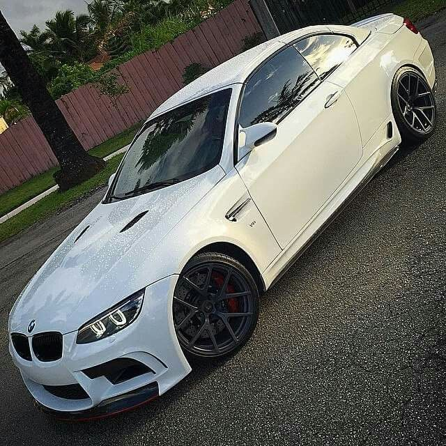 Bmwpensation: 17 Best Images About BMW E93 Cabrio On Pinterest