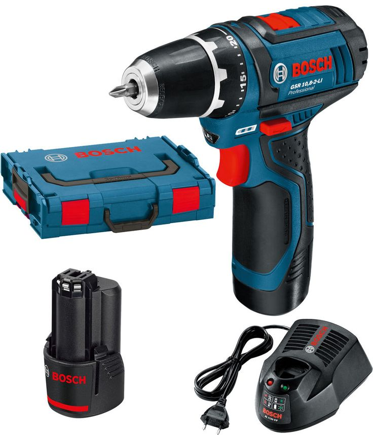 Express Bosch GSR 18ve ec Professional Cordless Drill Drivers Body Only