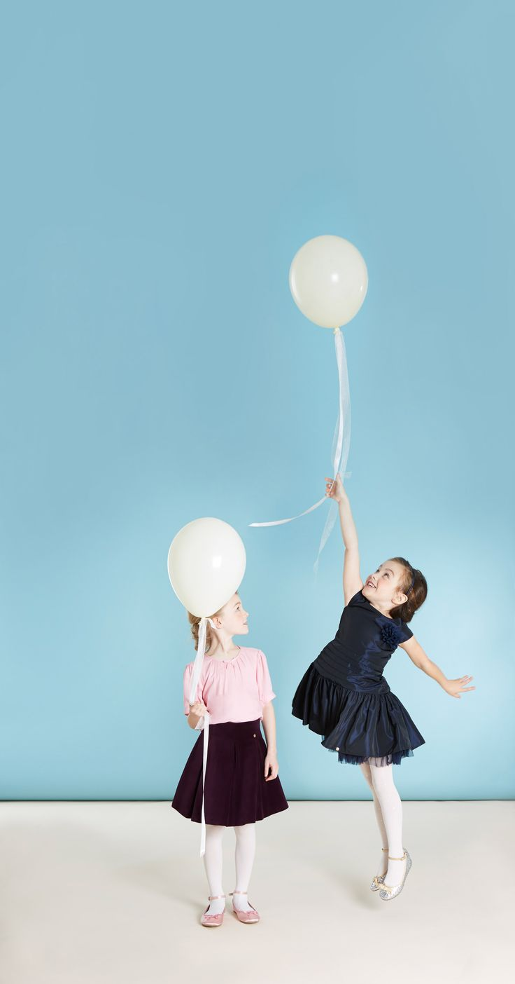 Elegant, high-end childrenswear by Paul Costelloe Living Occasion, exclusively for Dunnes Stores