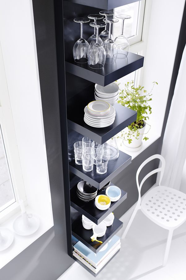 25 best ideas about ikea lack shelves on pinterest wall - Ikea portaspezie ...