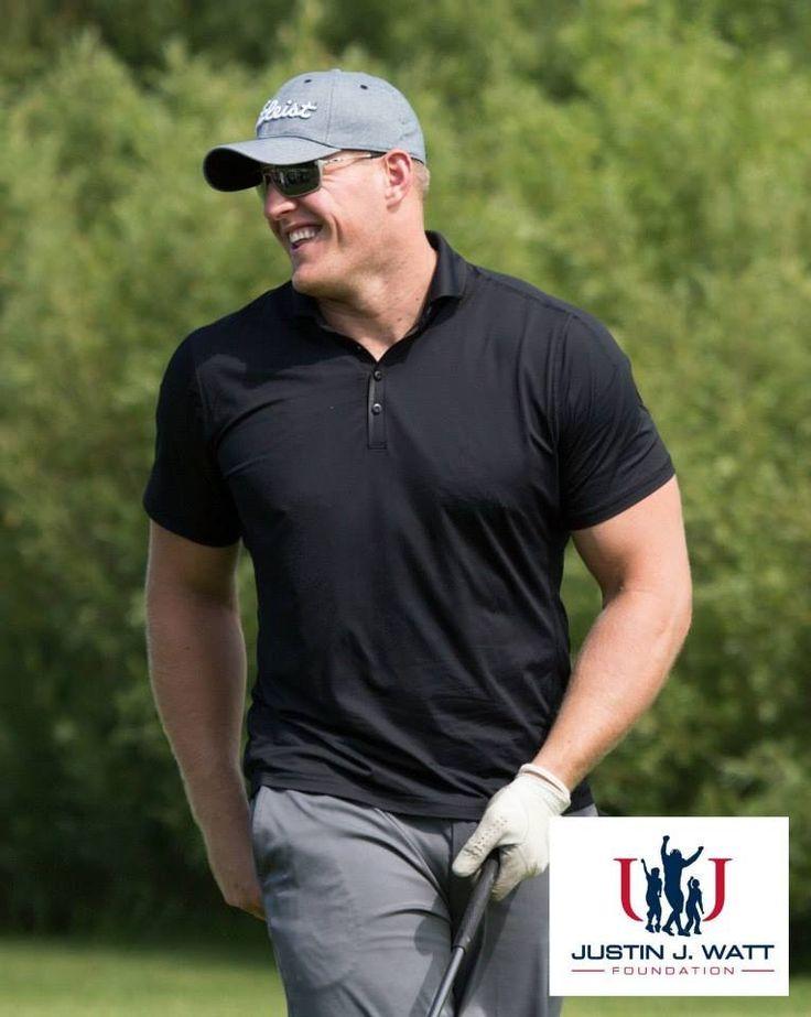 JJWatt Golf charity