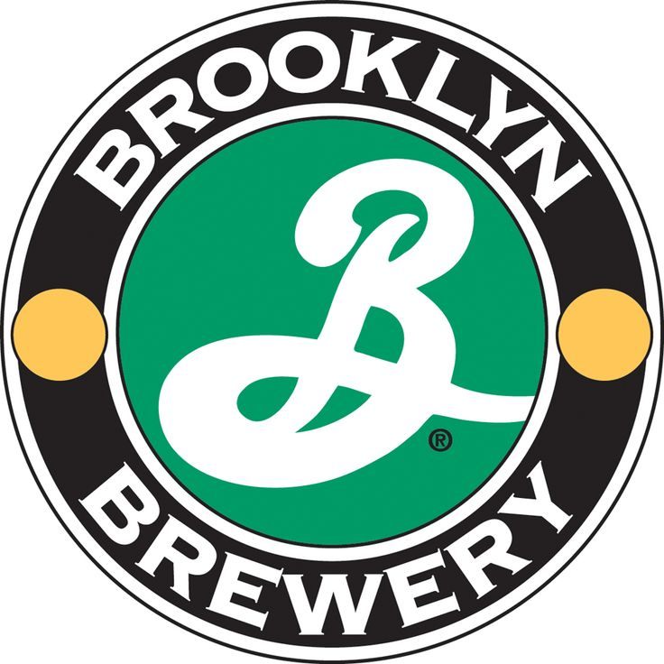 Milton Glaser | Brooklyn Brewery logo A brewery logo designed by the same guy who did the 'I Heart NY' logo.