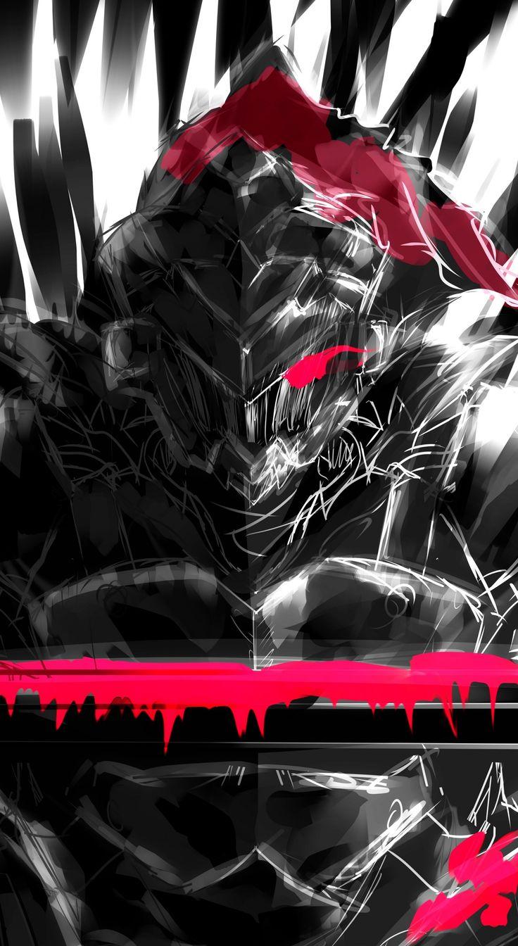 Anime artwork armour suit goblin slayer 1440x2630 - Hobgoblin wallpaper ...