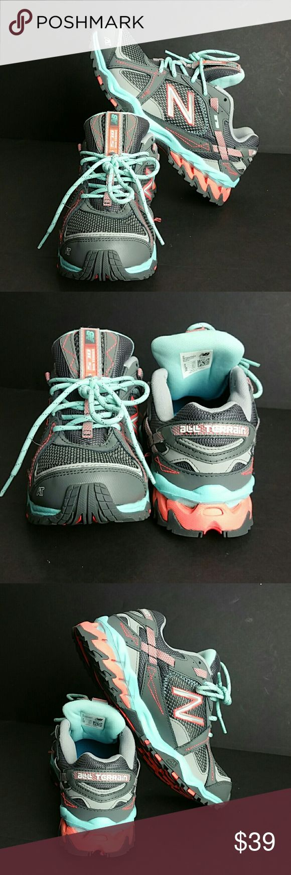 NEW BALANCE 570 ALL TERRAIN WOMEN SHOES VERY CLEAN INSIDE-OUT   SKE # UKPO New Balance Shoes Athletic Shoes
