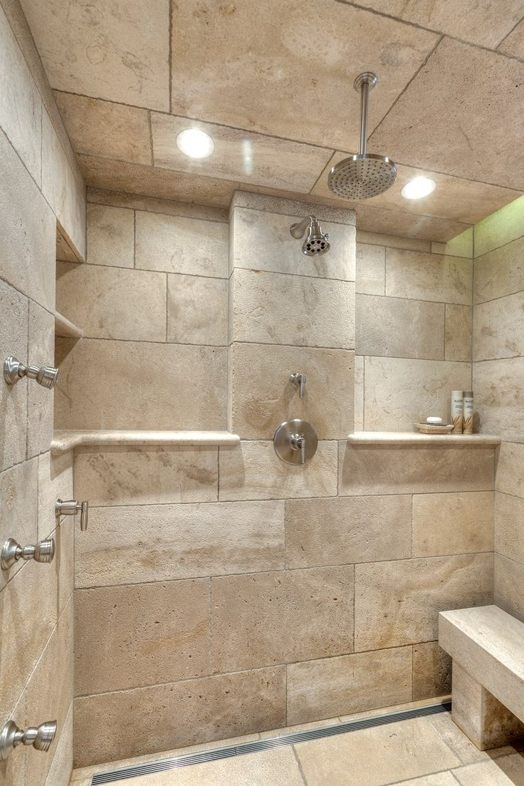 Natural Stone Bathroom Design Ideas ~ Best natural stone bathroom ideas on pinterest