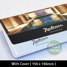 glossy cover post it note