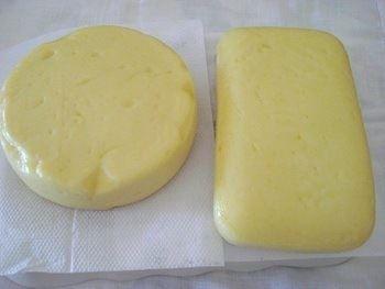 200g de amido de milho 250g de manteiga ou margarina 1 litro de leite 50g de queijo parmesão ralado sal a gosto Comentários comments