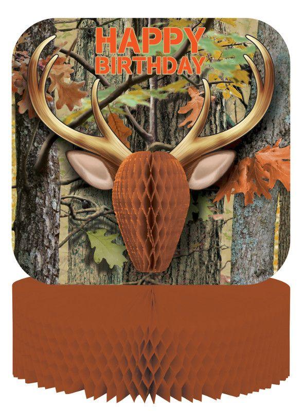 25 best Deer Hunter Birthday images on Pinterest Celebrations