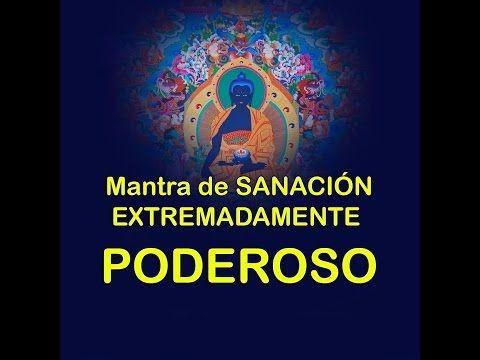 MANTRA promueve la salud física, emocional y mental, da sabiduría y poder - YouTube