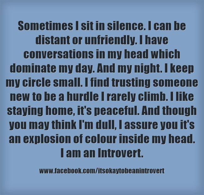 This is me.  And several people who are very close to me.  Definitely not dull - almost always an adventure going on inside our heads...