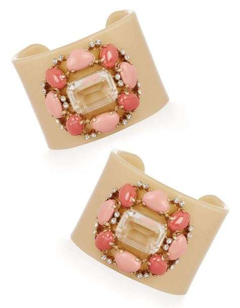 In love with this J.Crew cuff! It's wallet friendly too :)
