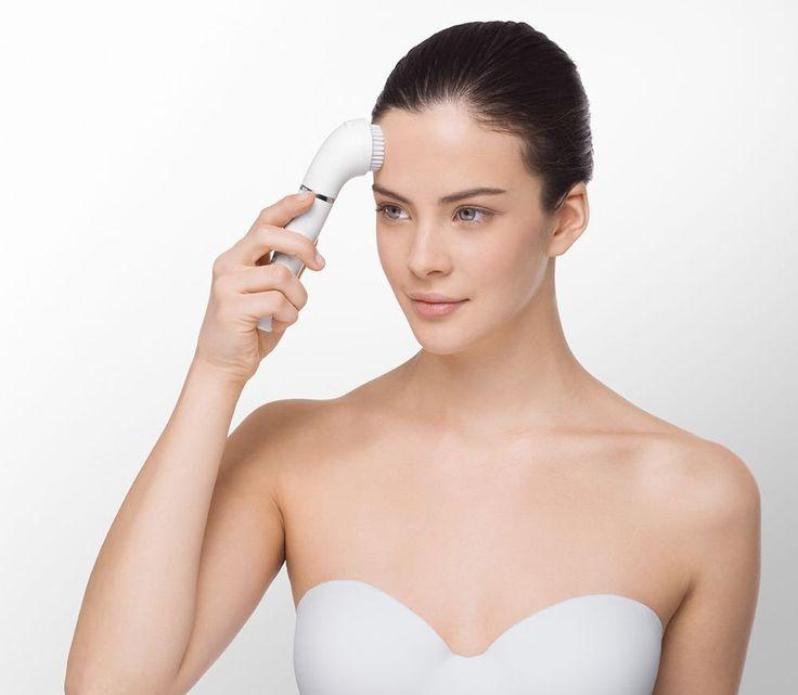 Braun Face 810 - Depiladora facial y cepillo de limpieza facial: http://bienestarpersonal.prestazion.com/cuidado-personal/depilacion-femenina/depiladoras-electricas