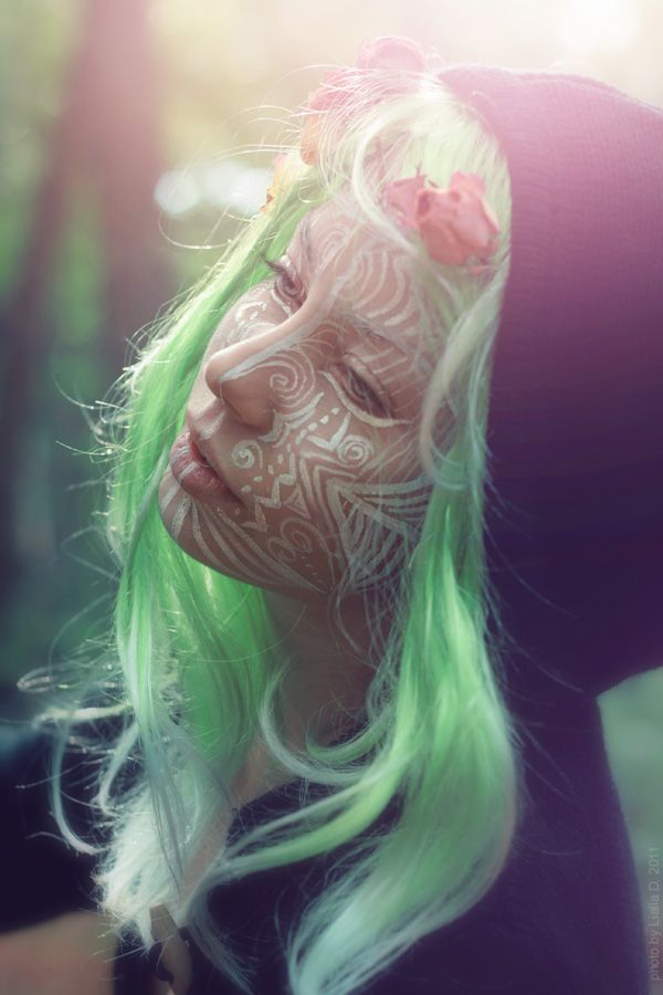 Moss and Roses 1 by iomaSaty on deviantART