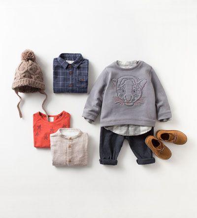 Shop by Look - Baby Boys - Kids   ZARA Ireland