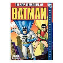 The New Adventures of Batman DVD