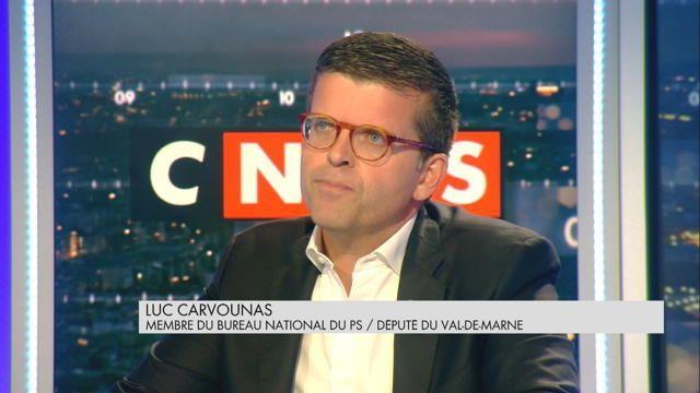 """""""Je pense que François Bayrou aime le pouvoir"""" – CNews Luc Carvounas, membre du Bureau national du Parti socialiste et député du Val-de-Marine, était l'invité de Laurence Ferrari. L'homme politique est... http://feedproxy.google.com/~r/itele/laune/~3/zNsKOt2CjQ0/luc-carvounas-je-pense-que-francois-bayrou-aime-le-pouvoir-176871 Check more at http://feedproxy.google.com/~r/itele/laune/~3/zNsKOt2CjQ0/luc-carvounas-je-pense-que-francois-bayrou-aime-le-pouvoir-176871"""