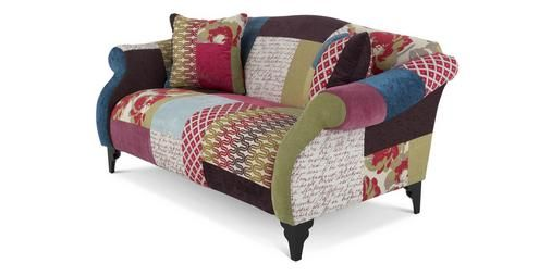 Dfs Patchwork Sofa Patchwork Fl Sofa From Dfs In The Uk Doll Brand TheSofa