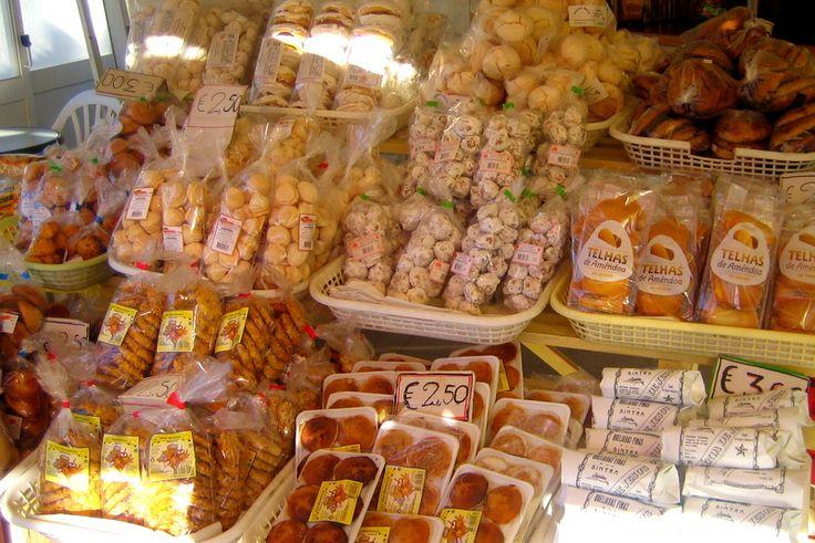 Stoisko ze słodkościami