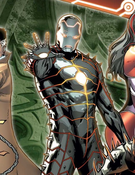 Iron Man.................
