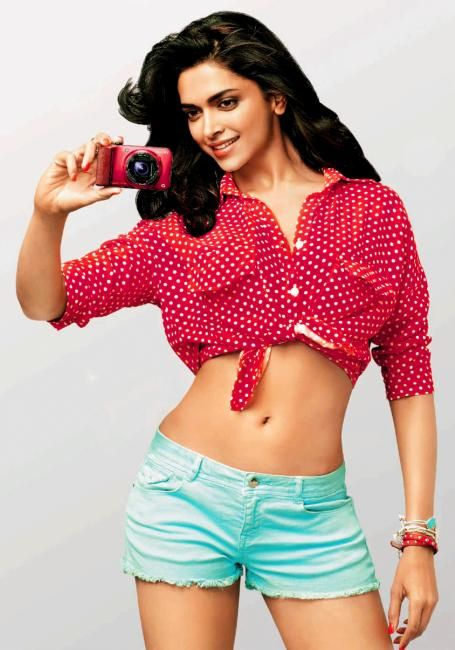Deepika Padukone is another beautiful Bollywood actress with a great athletic body. I love this body, she looks cute and content with herself.