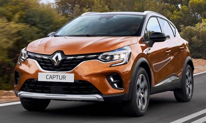 Renault Captur 2020 Dashcam Safety Carcam Renault Megane Cabriolet Megane Sedan