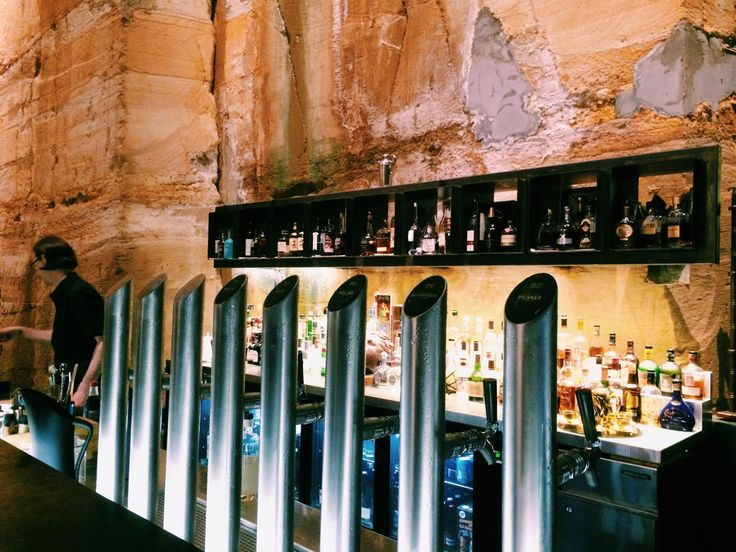 Fancy a drink in the depths of MONA?? 10 reasons to visit MONA Hobart.