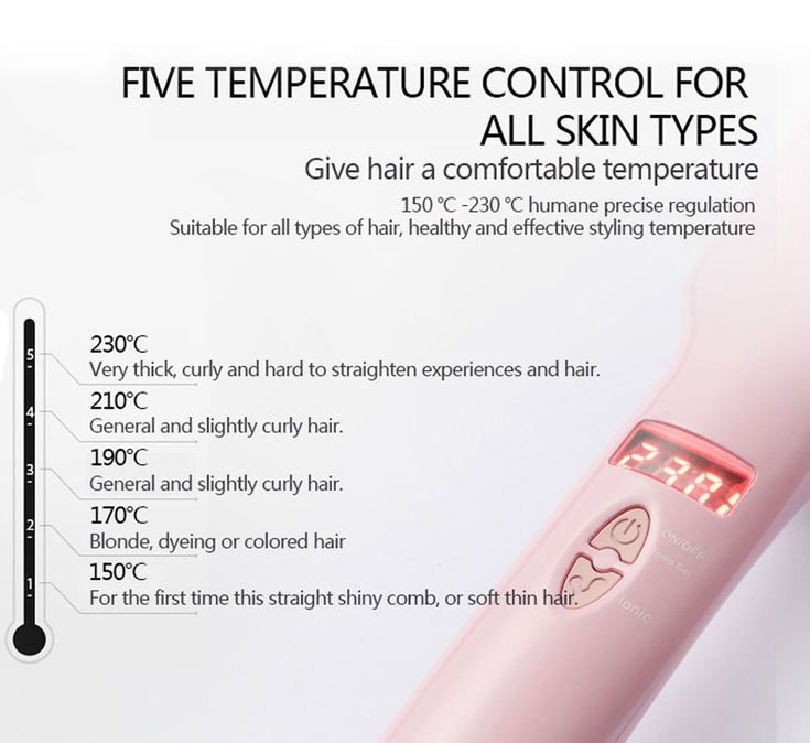 Hair Brush Straightener, Euph 2 in 1 Ionic Hair Straightener, Anion instant Magic Silky Straight Hair Styling, Anti Scald Anti Static Ceramic Heating Detangling Hair (Pink) -- You can find out more details at the link of the image. #hairsandstyles