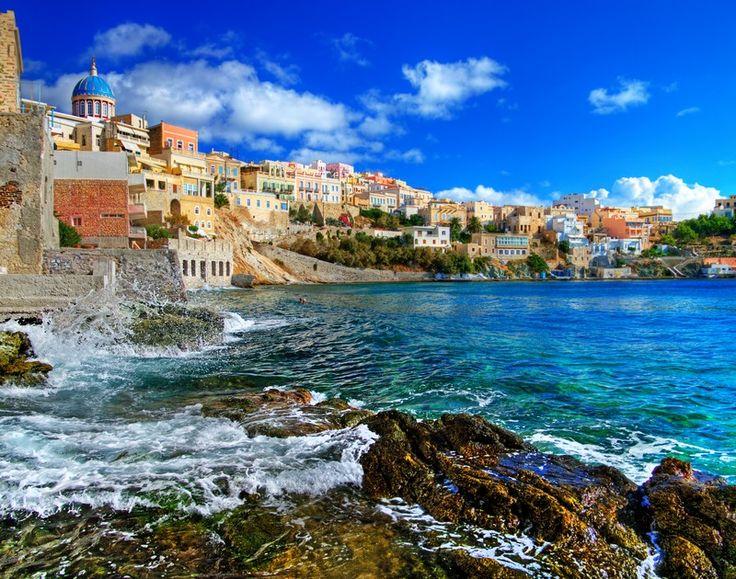 ΣΥΡΟΣ : Τα μαγευτικά τοπία αυτού του νησιού γαληνεύουν τους πάντες με τη πρώτη ματιά -