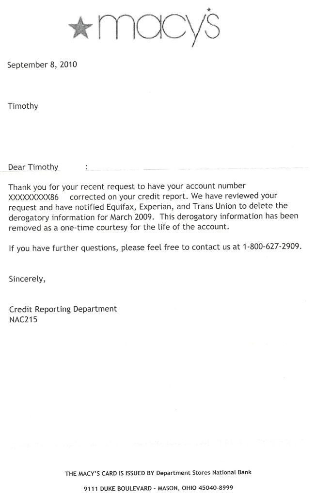 Credit repair deletion letter for a 1355 medical for Letters to fix credit