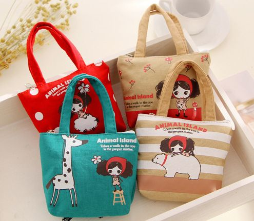 Cute girl short Pula manufacturers selling hand carry bag change canvas small wallet mobile phone key bag bag #shoes, #jewelry, #women, #men, #hats, #watches, #belts