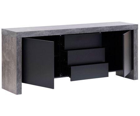 Setzen Sie Neue Maßstäbe Mit Sideboard CLAUDE! Das Puristische Design  Verleiht Jedem Raum Moderne Akzente
